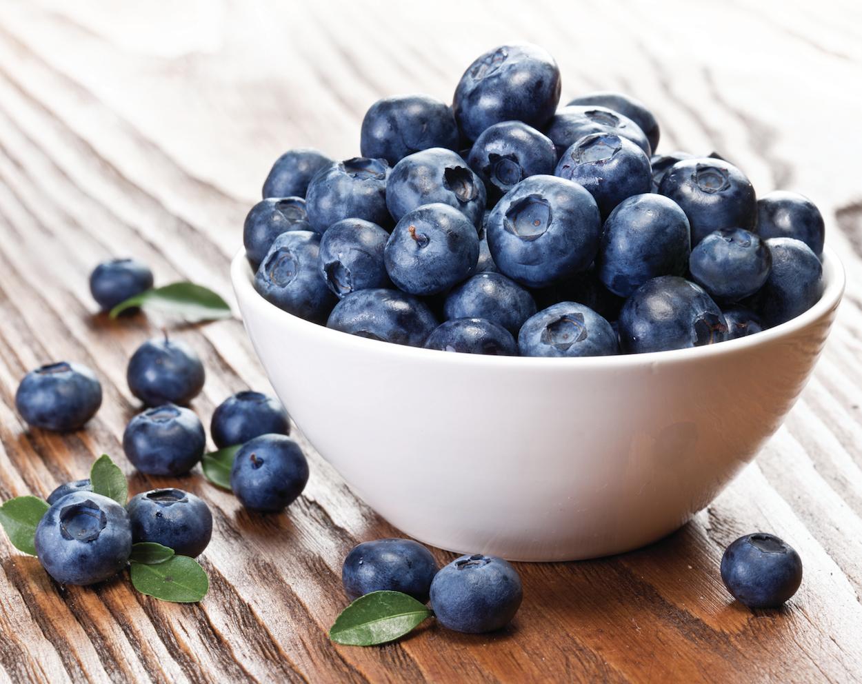 4 Super-Healthy Snacks